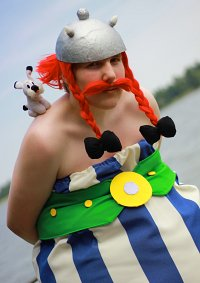 Cosplay-Cover: Obelix