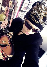 Cosplay-Cover: Black Samurai Worldtour 2009