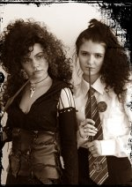 Cosplay-Cover: Bellatrix Black [Schulzeit]