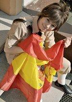 Cosplay-Cover: Antonio Fernandez Carriedo (Spain)
