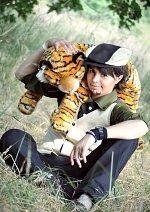 Cosplay-Cover: Kotetsu T. Kaburagi [Wild Tiger]
