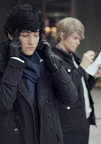 Cosplay-Cover: Sherlock Holmes (BBC)