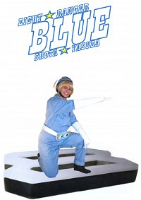 Cosplay-Cover: Blue [Yasuda Shota - Eito Ranger]