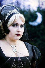 Cosplay-Cover: Königin der Nacht (Die Zauberflöte)