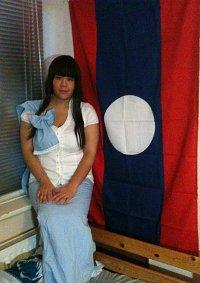Cosplay-Cover: Demokratische Volksrepublik Laos [Basic]