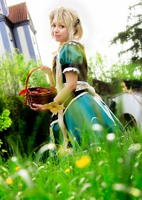 Cosplay-Cover: Polka (Pale Green Version)