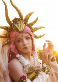 Cosplay-Cover: Prinzessin Sarah