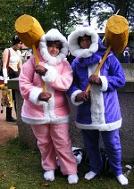 Cosplay-Cover: pepe (ice climbers)