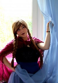 Cosplay-Cover: Anna ❆ casual version