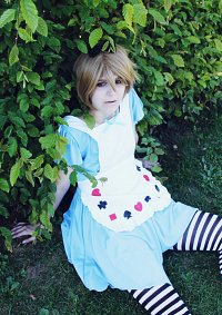 Cosplay-Cover: Alice ❧ Male Version