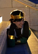 Cosplay-Cover: Kid Loki [Journey into Mystery]