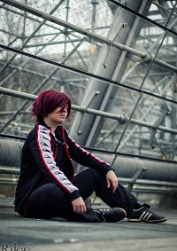 Cosplay-Cover: Rin Matsuoka [Trainings-Outfit]