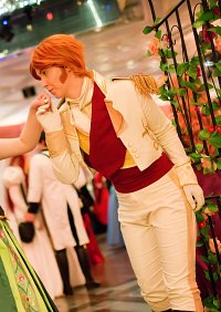 Cosplay-Cover: Prince Hans [Coronation Outfit]