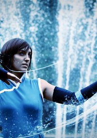 Cosplay-Cover: Korra (Book 4)