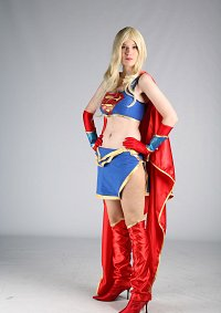 Cosplay-Cover: Supergirl (Kara Zor-El) *Ame Comi version*