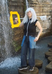 Cosplay-Cover: Riku 「KH 2 Outfit 」