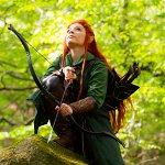 Cosplay: Tauriel [Guardian of Mirkwood]