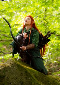 Cosplay-Cover: Tauriel [Guardian of Mirkwood]