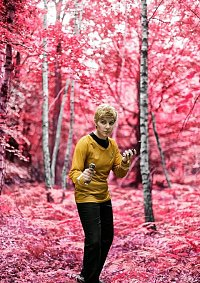 Cosplay-Cover: James T. Kirk