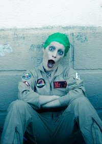 Cosplay-Cover: The Joker [Ghostbuster]