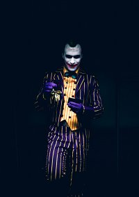 Cosplay-Cover: Joker (Arkham City)