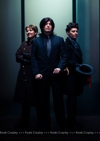 Cosplay-Cover: Mr. Gold