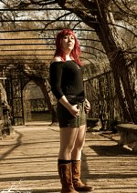 Cosplay-Cover: Ginger