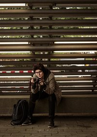 Cosplay-Cover: Peter Parker | The Amazing Spider-man