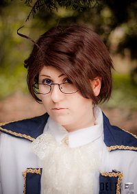 Cosplay-Cover: Roderich Edelstein [Historical]