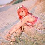 Cosplay: Maki Nishikino [Mermaid Festa]