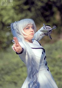 Cosplay-Cover: Weiss Schnee • alternate Outfit