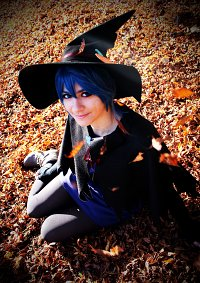 Cosplay-Cover: Aqua [Halloween]