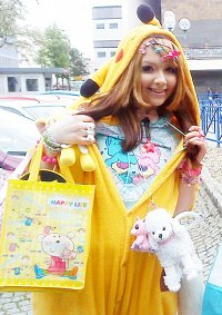 Cosplay-Cover: Pikachuism · Care Bear fever『☆✿花見2014✿☆』
