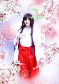 Cosplay-Cover: HINO REI 『☽♡巫女♂ 火野レイ♡☾』