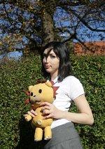 Cosplay-Cover: Rukia Kuchiki [Schuluniform]
