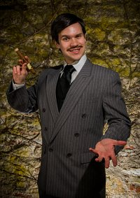 Cosplay-Cover: Gomez Addams [Addams Family]