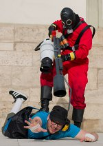 Cosplay-Cover: Pyro