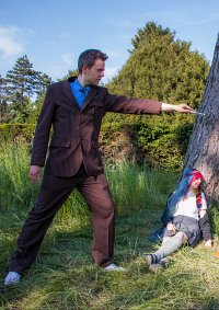 Cosplay-Cover: Tenth Doctor