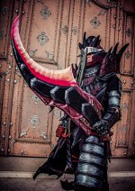 Cosplay-Cover: Rathalos Armor