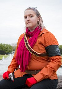 Cosplay-Cover: Revolver Ocelot MGS5