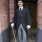 Cosplay: Charlie Chaplin