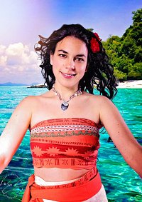 Cosplay-Cover: Moana / Vaiana
