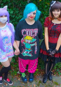 Cosplay-Cover: Meto inspired Look~