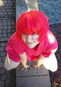 Cosplay-Cover: Brunhilde/Ponyo