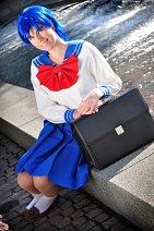 Cosplay-Cover: Ami Mizuno *Winteruniform*