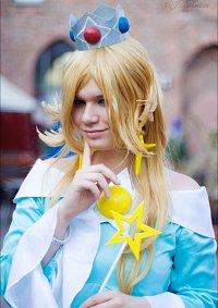 Cosplay-Cover: Prinzessin Rosalina