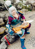 Cosplay-Cover: Riven ~ Dragonblade Skin