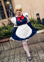 """Cosplay-Cover: Charlotte """"Charl"""" Dunois ~ Maid (World Purge-hen)"""