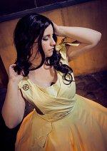 Cosplay-Cover: Katniss Everdeen ~ Candlelight Dress