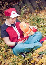 Cosplay-Cover: Red [Pokémon Origins]